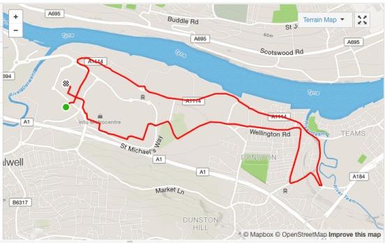 Dunston Run